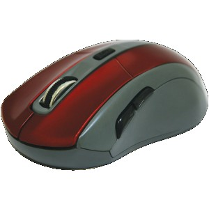 Мышь Defender Accura MM-965, красный