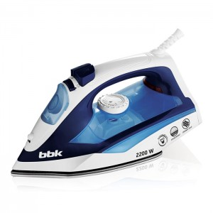 Утюг BBK ISE-2201, темно-синий