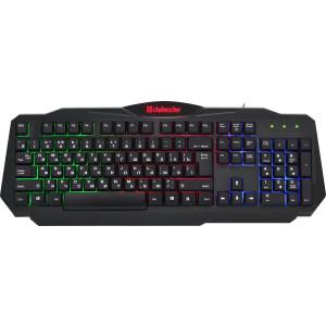 Клавиатура DEFENDER Ultra HB-330L RU