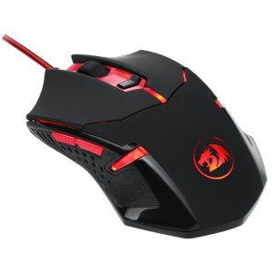 Мышь Defender RedDragon CENTROPHORUS, USB, черный