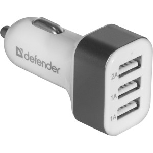 Автомобильный адаптер DEFENDER UCA-03