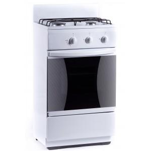 Плита FLAMA CG3202-W, белый