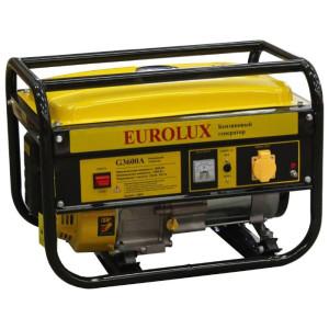 Генератор бензиновый Eurolux G3600A