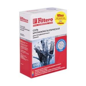 Набор соль для ПММ Filtero, 1 кг+3 таблетки арт. 707
