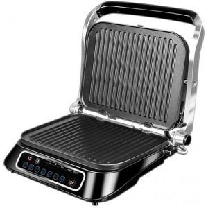 Электрогриль REDMOND SteakMaster RGM-M805 черный/серебристый