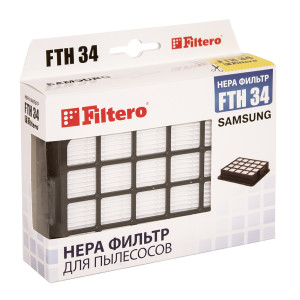 HEPA-фильтр FILTERO FTH 34 SAM